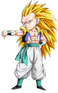 Gotenks super saiyajin 3