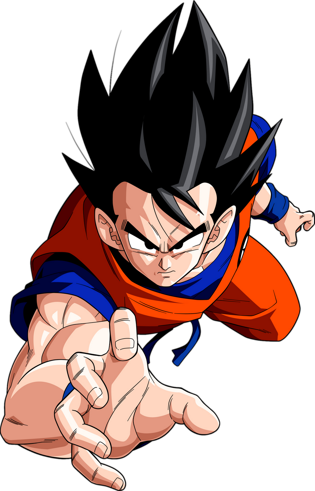 Image - Render Dragon Ball z Goku.png | Dragon Ball Wiki ...