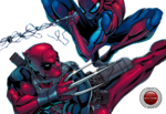 Spider y Deadpool