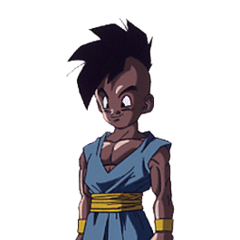 Ub in Dragon Ball GT.