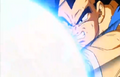 Vegeta's Respect - Vegeta attacks2