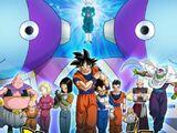 Saga de la Survie de l'Univers (anime)