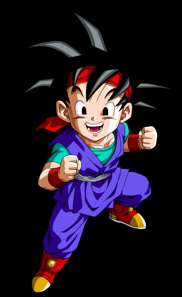 Son Gokû Jr. | Wiki Dragon Ball | FANDOM powered by Wikia