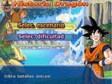 Historia Dragón (Budokai Tenkaichi 3)