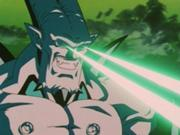 Omega Shenron Super Rayo de Hielo