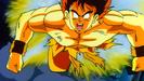 Pseudo Super Saiyan Goku