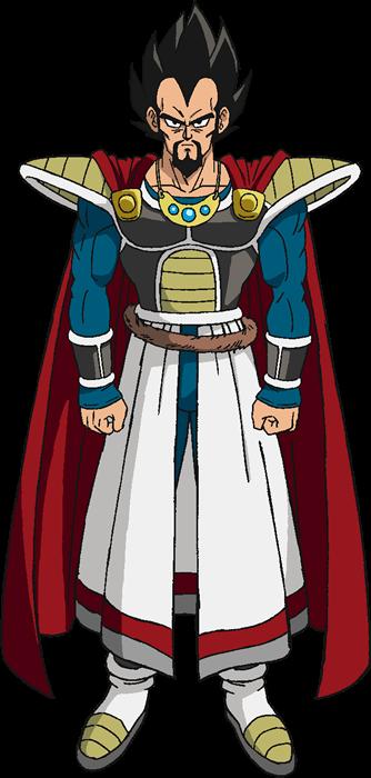 Rey Vegeta Dragon Ball Wiki Fandom Powered By Wikia