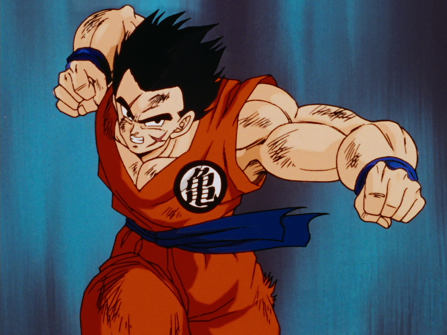 Future Yamcha Dragon Ball Wiki Fandom Powered By Wikia
