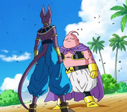 Buu vs Bills DB super- Dragon Ball Wiki