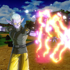Fu in Dragon Ball Xenoverse 2.