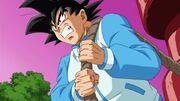 Goku si allena da Re Kaioh