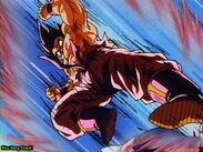 Gokuu kaioken 3