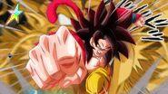 SSJ4 Ultra Full Power Dragon Fist