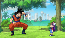 Son Goku e Arale