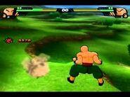 Ten Shin han vs Nappa-Budokai Tenkaichi 3