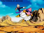 Vegeta vs buu gordo