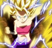 Caulifla Super Saiyan 2