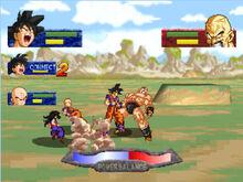 Dragon Ball Leggend Gameplay