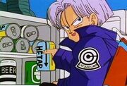Trunks having a drink