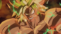 Broly SS MP Xenoverse 2