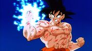 Goku Spirit Bomb (Lord Slug)