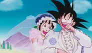 Goku wedding
