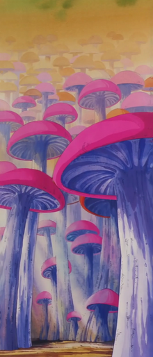 Mushroom Forest DB Ep 09 001