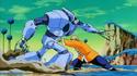Roshi vs Cyclopian Guard