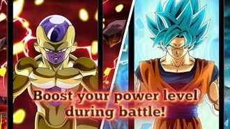 DRAGON BALL Z DOKKAN BATTLE The battle of rivals rages on!