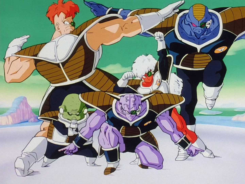 1996 Dragon Ball Z Super Battle Power Level 75