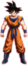 Goku Artwork