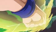 PTETS - Goku attacks Raichi