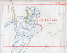 Trunks Plan de erradicar (Tate)