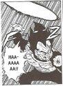 VegetaDestructoDisk Manga
