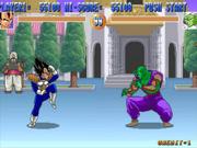 Vegeta vs Piccolo Dragon Ball Z (arcade game)