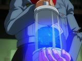 Fluido Eléctrico Azul Número 15