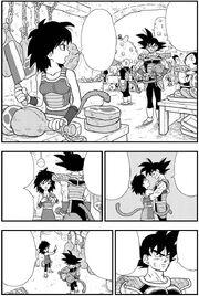 Gine Mãe de Goku