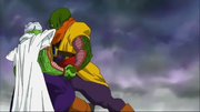 Slug vs Piccolo