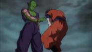DBS ep88 Piccolo causó dolor a Gohan