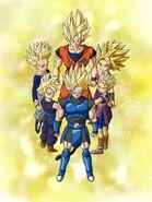 Ritual Supersaiyano Dios Legends