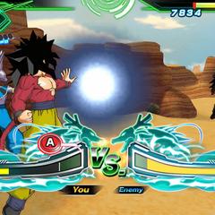 Son Goku Super Saiyan 4, <a href=
