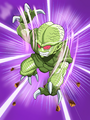 Dokkan Battle Earthborn Warrior Saibaiman card (Saibamen)
