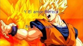 Ending Dragon Ball Z Angeles Fuimos (Instrumental)