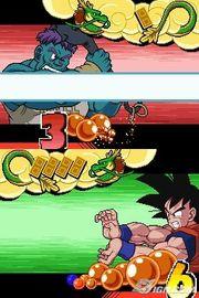 Harukaru Densetsu - Goz vs Goku
