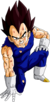 Render Dragon Ball Z Vegeta by zat renders