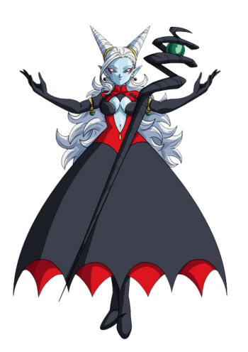 Diosa Demoníaca