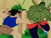 Yamcha vs tamburello