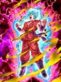 Evolutionary Response Super Saiyan God SS Goku