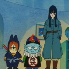 La Banda di Pilaf in Dragon Ball.