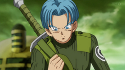 Trunks is gorro